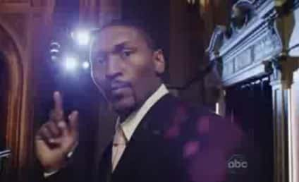 Metta World Peace, Rob Kardashian Pretty Much Eat It on Dancing With the Stars