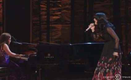 Jodi DiPiazza, Katy Perry Duet at Comedy Central Benefit For Autism