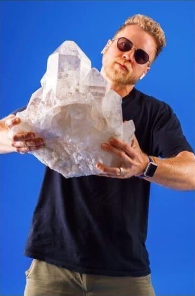 Spencer Pratt, Crystal