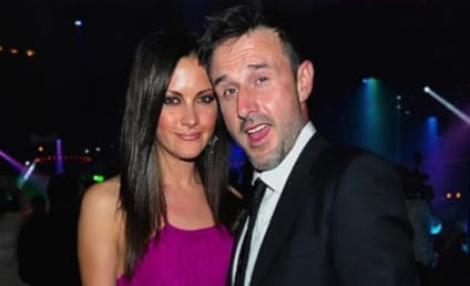 Christina McLarty: Pregnant! David Arquette: The Father!