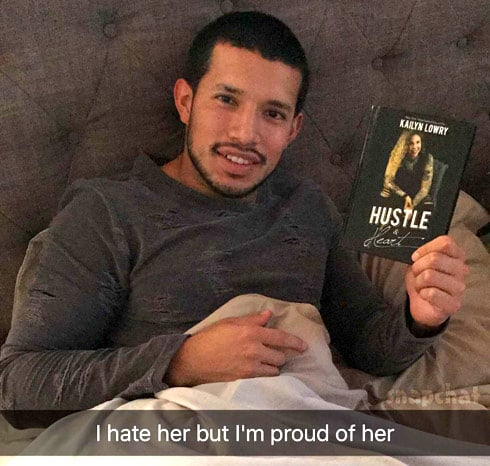 Javi Marroquin Hates Kailyn