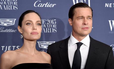 Angelina Jolie and Brad Pitt: A Romance Retrospective