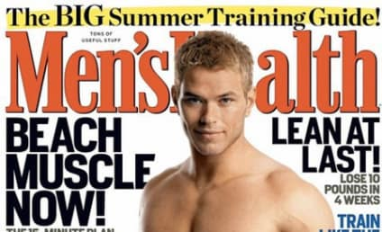 Kellan Lutz and Ashley Greene: Healthy and Sexy!
