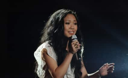 Thia Megia and Naima Adedapo React to American Idol Elimination