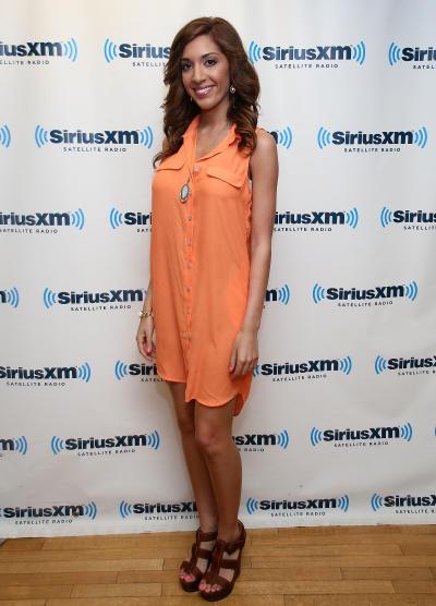 Farrah Abraham SiriusXM 2013