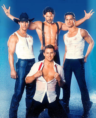 Magic Mike Cast