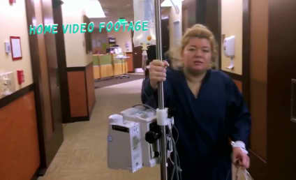 Amber Portwood: See The First Footage from Her Plastic Surgery!
