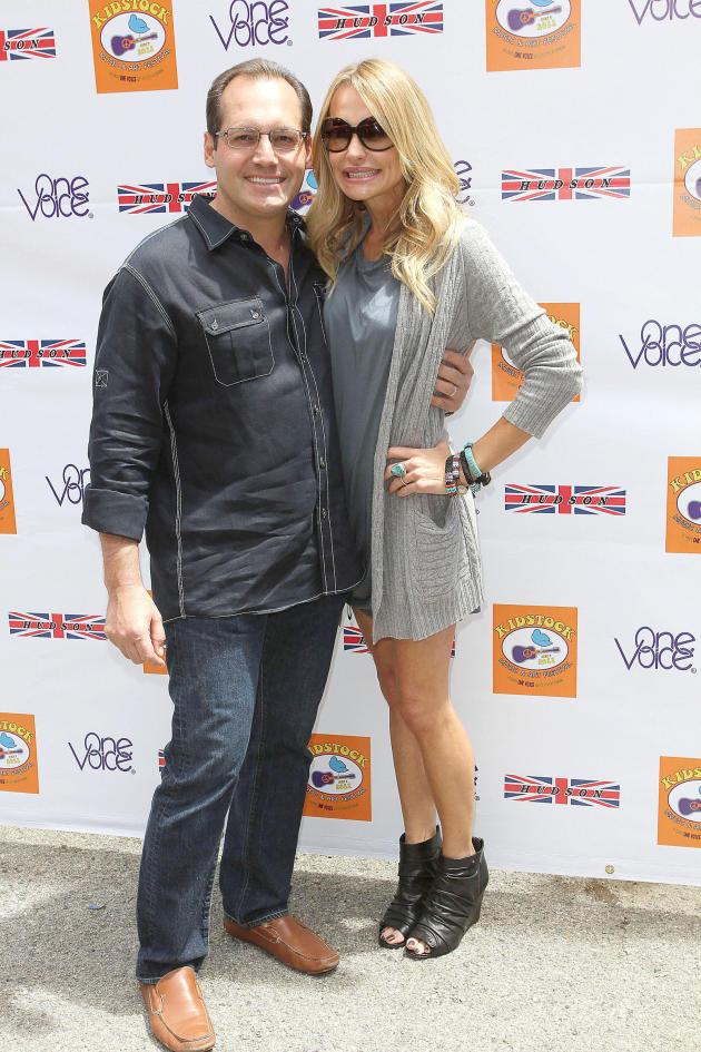 Taylor Armstrong and Husband