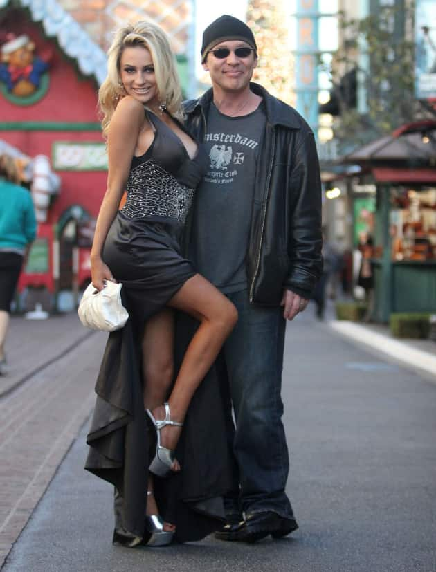 Doug Hutchison and Courtney Stodden Picture