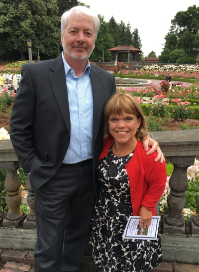 Amy Roloff Loves Chris Marek