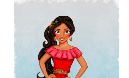 Elena of Avalor: Disney Introduces First Latina Princess!