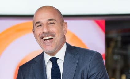 Matt Lauer Replacement: Sabotaged by... You-Know-Who!