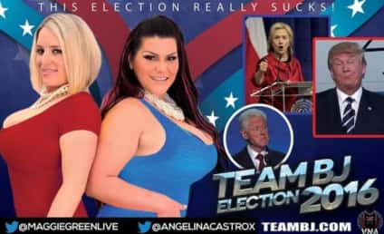 Porn Stars Offer BJs to Vote Against Trump, Because America