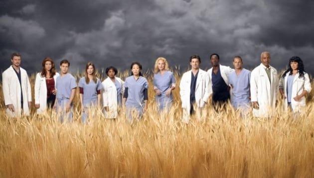 Grey's Anatomy cast season 3 ABC