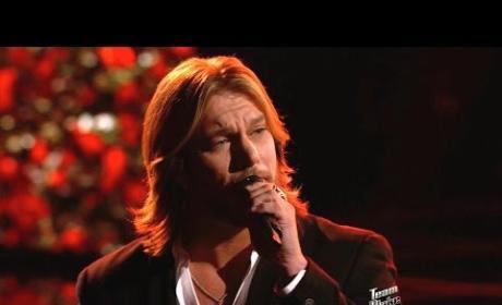 Craig Wayne Boyd - You Look So Good in Love (The Voice Top 12)
