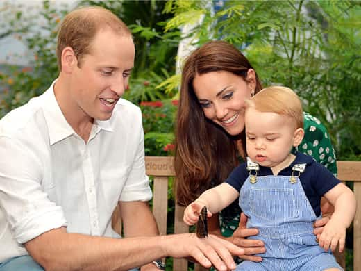 Prince George, Butterfly