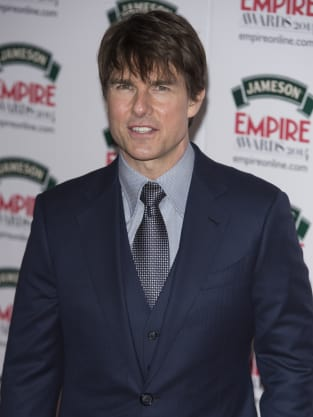 Tom Cruise Red Carpet Image
