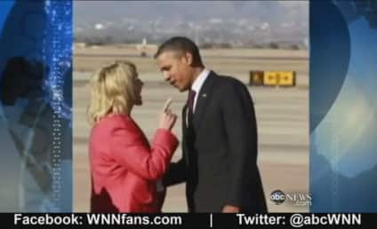Jan Brewer, President Obama Trade Barbs on Tarmac