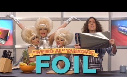 "Weird Al Gives Royal Treatment to ""Royals,"" Comes Out with ""Foil"""