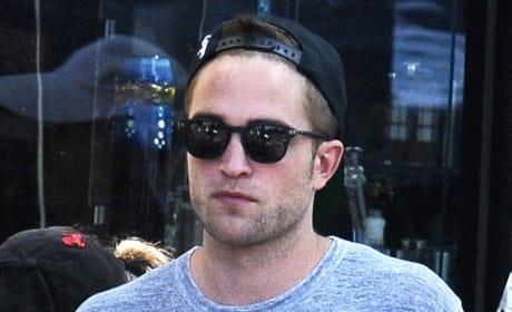 Rob Pattinson Pic