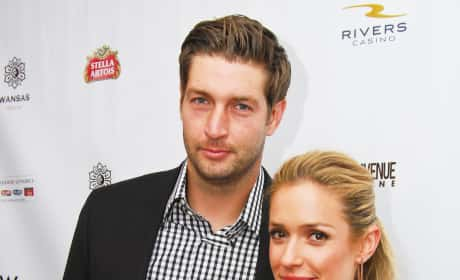 Jay Cutler & Kristin Cavallari: Michigan Avenue Magazine Celebration