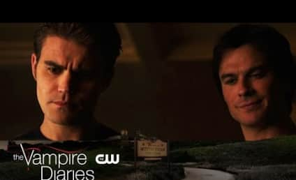 The Vampire Diaries Trailer: Best. Thanksgiving. EVER!