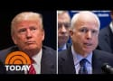 "Donald Trump Blasts Matt Lauer, Considers John McCain a ""Hero"""