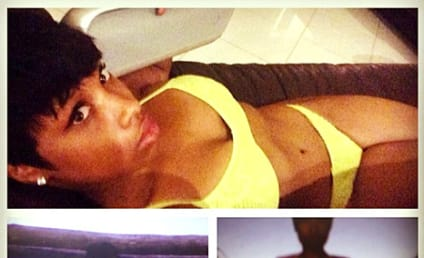 Jennifer Hudson Bikini Photos: 80 Pounds Slimmer!