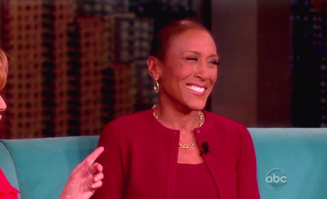 Robin Roberts on The View