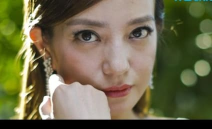 Chinese Star Sued For Staring Too Intensely Through TV