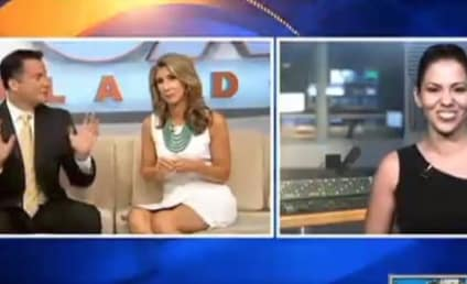 News Anchor Goes OFF on Kardashians, Storms Off Set: WATCH