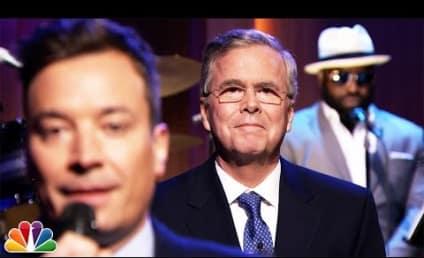 Jimmy Fallon and Jeb Bush Slow Jam the News
