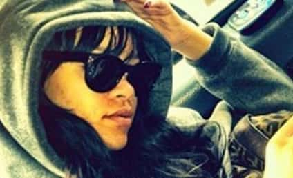 Rihanna Escapes, Tweets Pics of London Hotel Fire