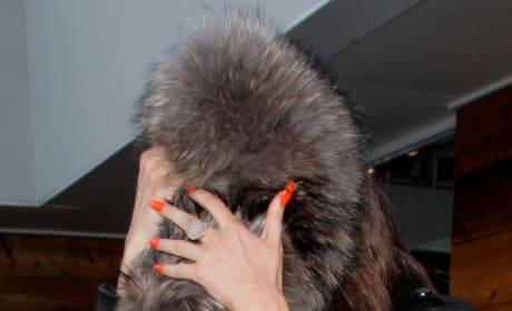 Amanda Bynes Hiding