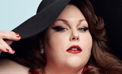 Chrissy Metz Goes Glam for Harper's Bazaar, Sets Inspiring Example