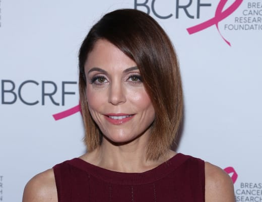Bethenny Frankel at a Fundraiser