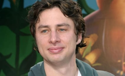 Dating in Hollywood? It Ain't Like the Movies, Says Zach Braff