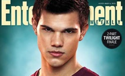 Double Breaking Dawn: Robsten, Taylor Lautner Cover Entertainment Weekly