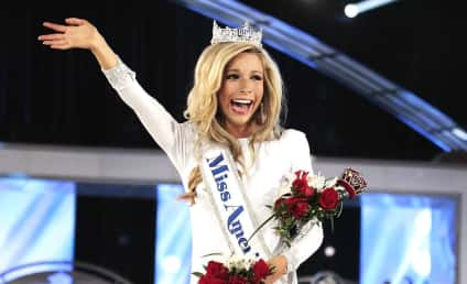 Kira Kazantsev, Miss America 2015, Kicked Out of Sorority For Hazing Pledges!