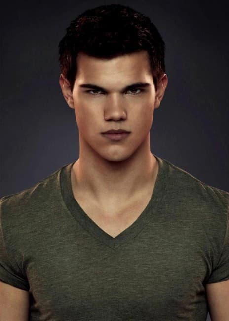 Taylor Lautner as Jacob