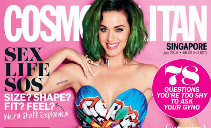 Katy Perry Cosmopolitan Covers: Coming to 62 Countries!