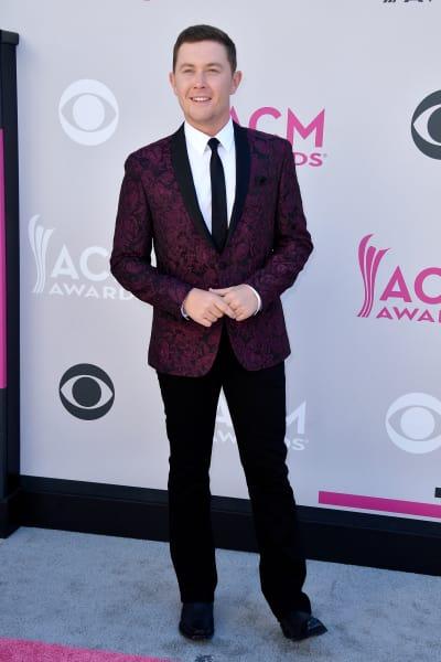 Scotty McCreery in 2017