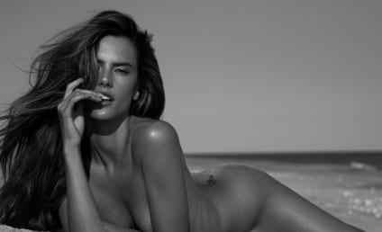 Alessandra Ambrosio: Nude, Post-Baby Modeling in Brazil