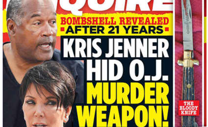Kris Jenner Hid O.J. Simpson Murder Weapon, Tabloid Alleges