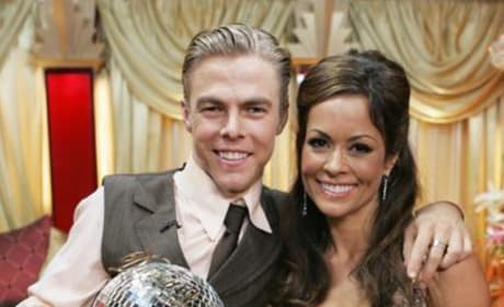 Brooke Burke and Derek Hough Win Dancing with the Stars