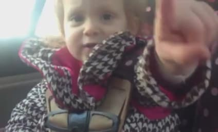 Toddler In Car Seat Worry About Yourself