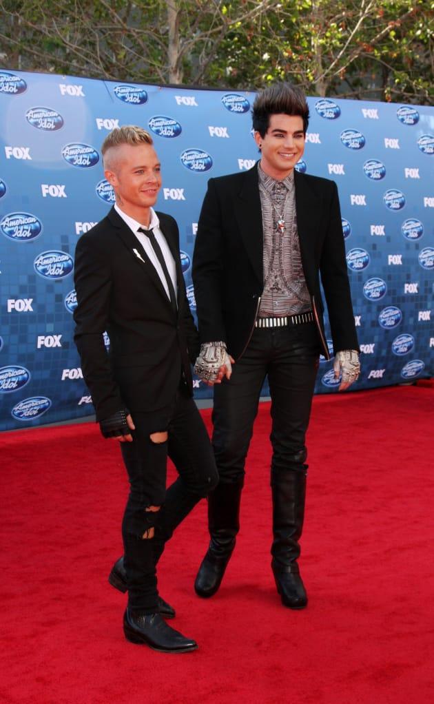 Sauli Koskinen And Adam Lambert The Hollywood Gossip