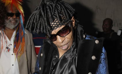Not So Sly: Stone Arrested for Cocaine Possession