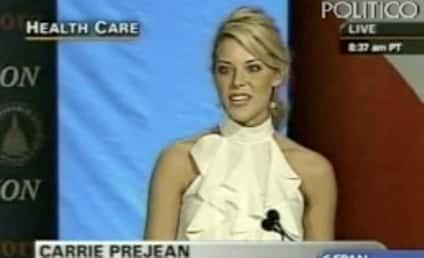 Carrie Prejean: Chosen By God