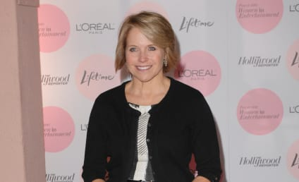 Katie Couric: Dancing, Grinding, Boosting Ratings